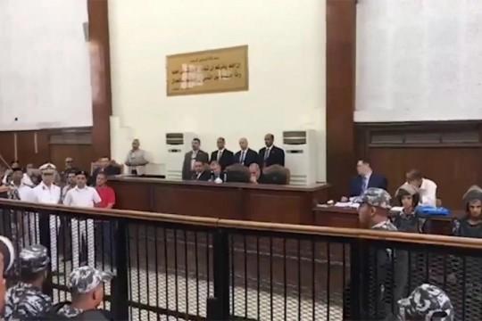 مصر: أحكام نهائية بإعدام 12 شخصًا بينهم قيادات في جماعة الإخوان المسلمين