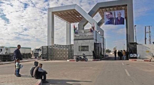 استمرار فتح معبر رفح استثنائياً لاستقبال الجرحى وإدخال المساعدات الى قطاع غزة