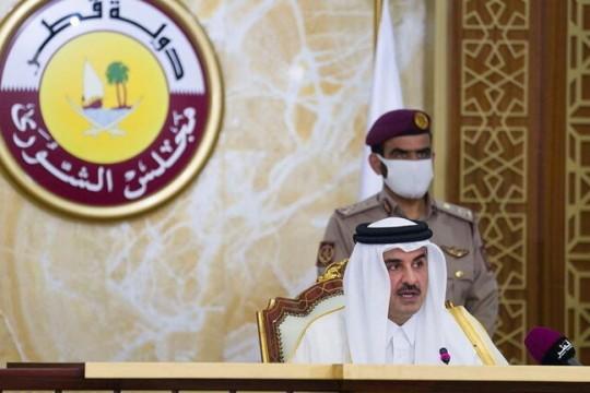 الديوان الأميري القطري: اجراء تعديل حكومي يطال عددا من الوزارات