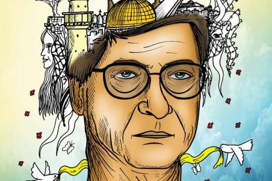 غدا الذكرى الثالثة عشر لرحيل الشاعر الكبير محمود درويش
