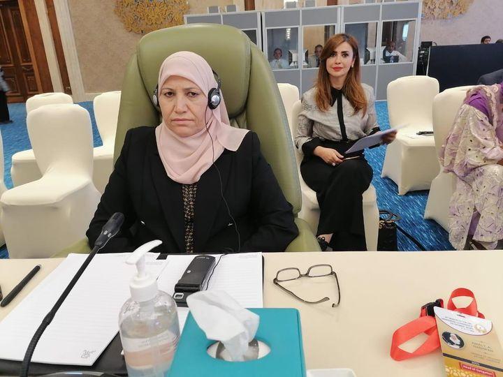 فلسطين تشارك في أعمال الدورة الاستثنائية للمجلس الوزاري لتنمية المرأة