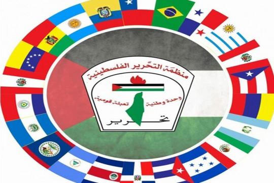 اتحاد الجاليات الفلسطينية بأمريكا الجنوبية والكاريبي يدين عدوان الاحتلال على القدس