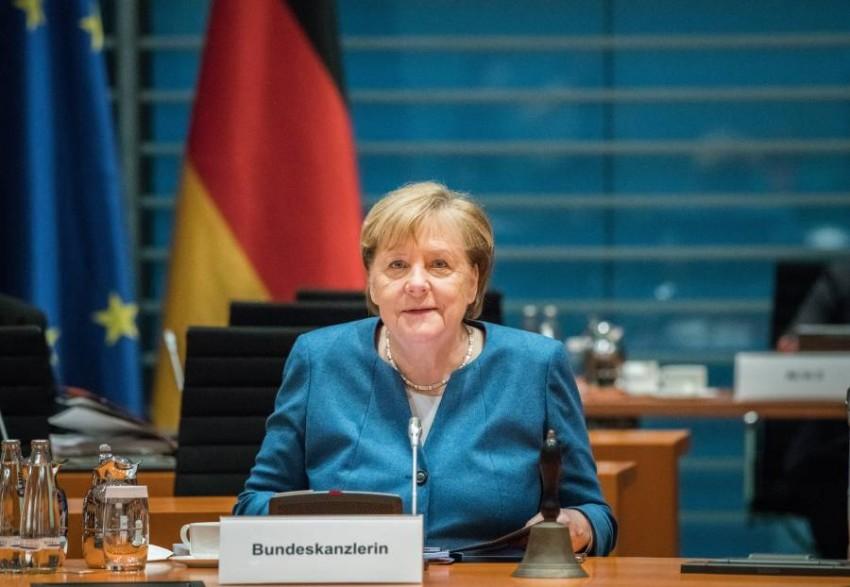 مستشارة ألمانيا تكشف عن خططها بعد مغادرة منصبها