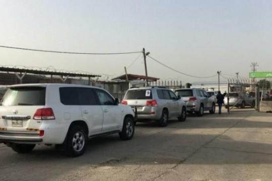 الاحتلال يرفع عدد التجار المسموح مغادرتهم قطاع غزة الى 10 الاف