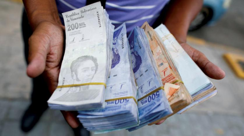 فنزويلا تحذف 6 أصفار من عملتها الجديدة