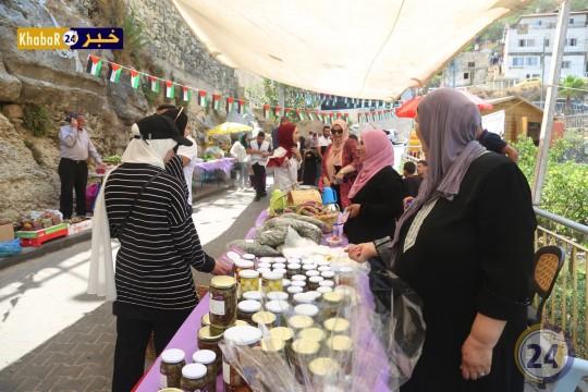 انطلاق مهرجان بتير الزراعي غرب بيت لحم