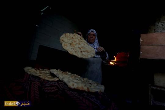 الحاجة ام كرم - المخبز العربي