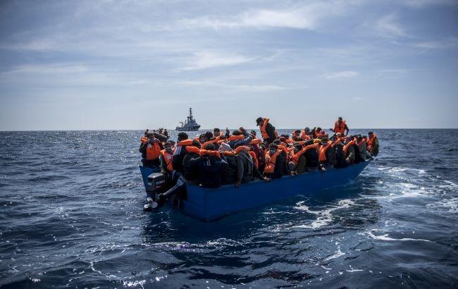 غرق قارب يحمل 45 مهاجراً قبالة سواحل تركيا