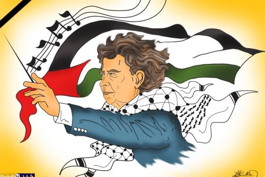 وفاة ميكيس ثيودوراكيس الموسيقار اليوناني ملحن النشيد الوطني الفلسطيني