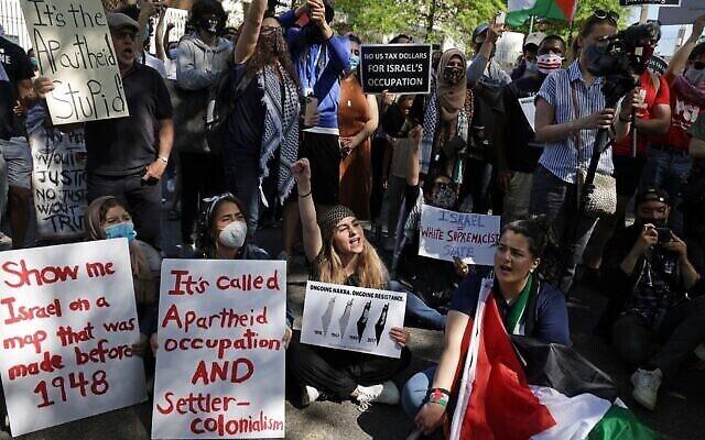 """استطلاع: ربع اليهود الأمريكيين يعتبرون إسرائيل """"دولة أبارتهايد"""""""