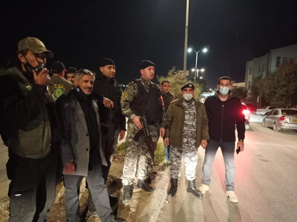اللواء ضميري: المؤسسة الامنية لن تسمح لعصابات السلاح والمخدرات بتنفيذ مخططاتها المشبوهة