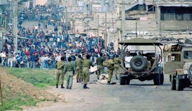 جنرال إسرائيلي: 33 عامًا على انتفاضة الحجر ولم نتعلم الدرس