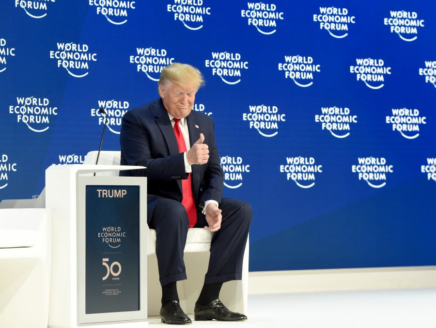 1.3 مليار دولار ديون ترامب