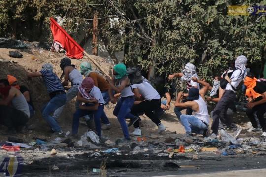 من كل اطياف اللون السياسي الفلسطيني .. موحدون في مواجهة العدو الاول