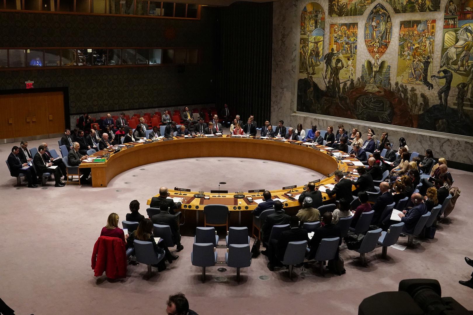 منصور: جلسة لمجلس الأمن الخميس المقبل لمتابعة تنفيذ القرار 2334 بشأن الاستيطان