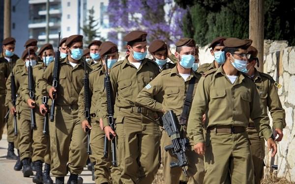اصابة 1216 جنديا اسرائيليا بفيروس كورونا