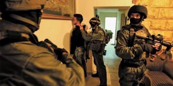 الاحتلال يعتقل سبعة مواطنين من الضفة الليلة الماضية