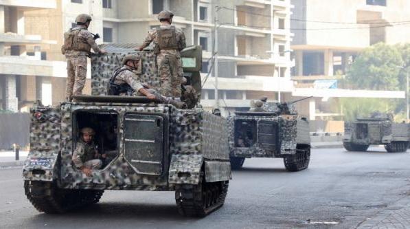 6 قتلى و30 جريحا في اشتباكات مسلحة في العاصمة اللبنانية بيروت