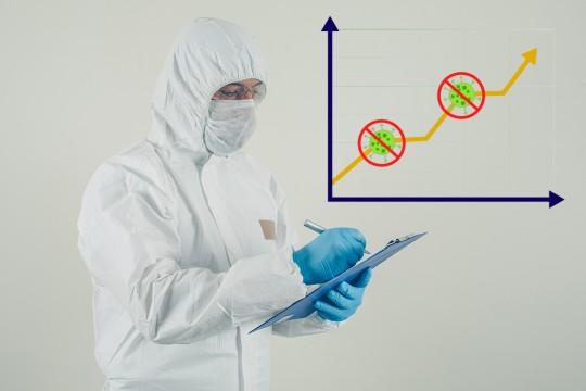 """28 وفاة و1564 إصابة جديدة بفيروس """"كورونا"""" و2145 حالة تعاف"""