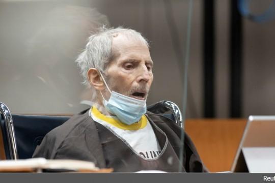 السجن مدى الحياة للمليونير الأمريكي روبرت دورست