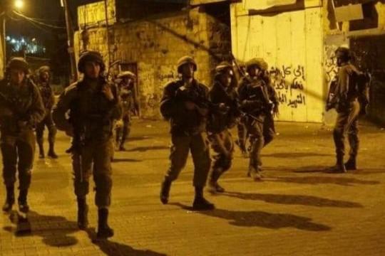 الاحتلال يستولي على تسجيلات الكاميرات في بلدة يعبد ويغلق طرقا فرعية