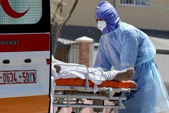 9 وفيات و347 اصابة جديدة بفيروس كورونا في قطاع غزة