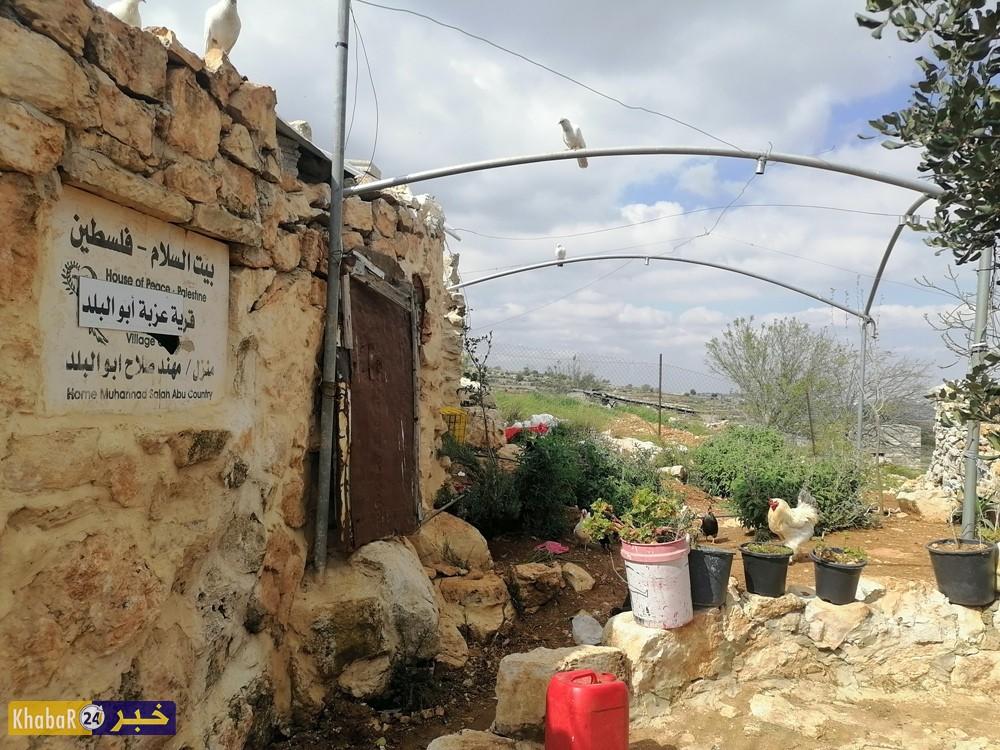 """3 مواطنين من """"شوشحلة"""" يحمون أكثر من 1200 دونما من الاستيطان"""