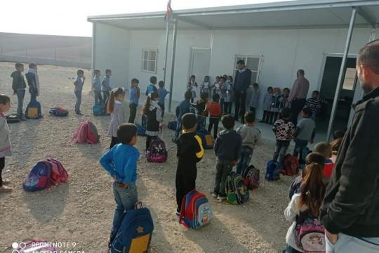 مدرسة أم قصة... قصة نجاح مجتمعية في مسافر يطا وحماية للأراضي