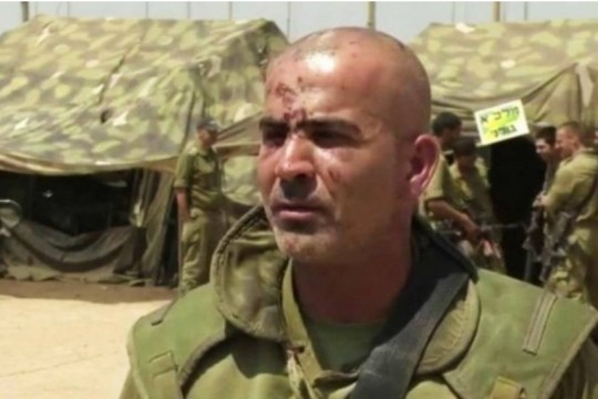قائد لواء جولاني السابق في جيش الاحتلال غسان عليان يكشف تفاصيل إصابته بغزة عام 2014