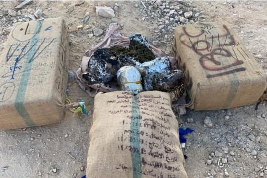 جيش الاحتلال يحبط عملية تهريب مخدرات تقدر بمليوني شيكل من مصر الى اسرائيل