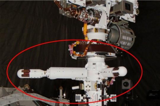 """مركبة """"بيرسيفيرانس"""" على المريخ ترسل تفاصيل الحالة الجوية على """"الكوكب الاحمر"""""""