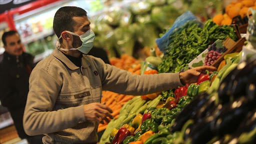 الاحصاء الفلسطيني: إرتفاع أسعار المنتج خلال الشهر الماضي