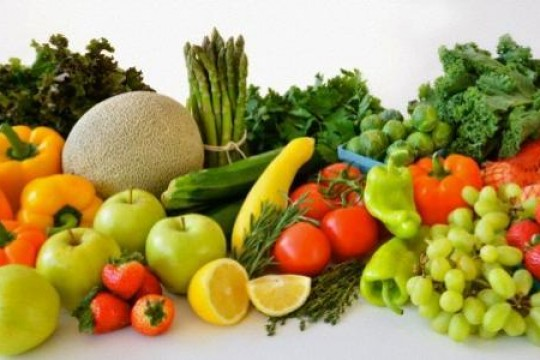 خمس نصائح لنظام غذائي صحي
