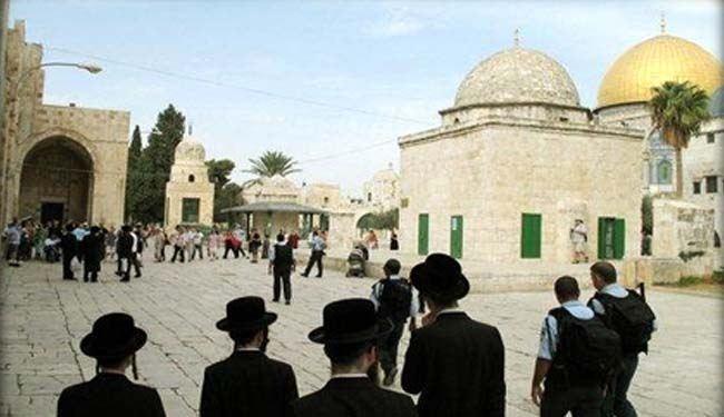 """عن تآكل (الستاتيكو )""""الوضع الراهن"""" في المسجد الأقصى: مزيد من المصلين اليهود!"""