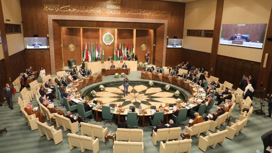 وزراء الخارجية العرب يدينون التصريحات الإسرائيلية حول السلام والفلسطينيين