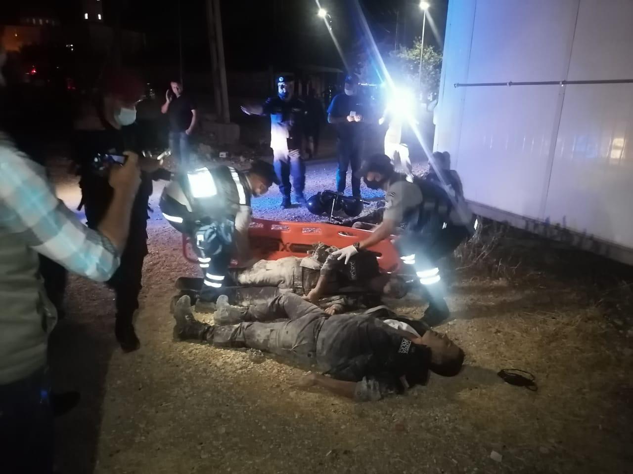 4 إصابات في صفوف قوة أمنية اردنية في اعمال شغب بلواء ناعور وخامس في الزرقاء