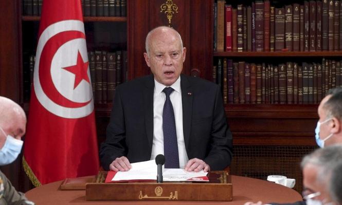 فرض حظر تجوال ليليّ لمدة شهر وتعطيل العمل بمؤسسات الدولة في تونس