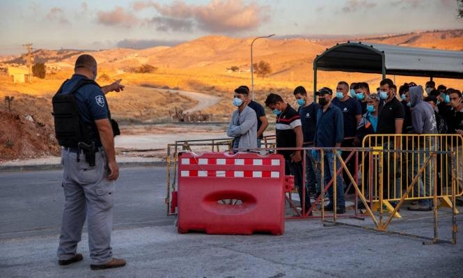 الحكومة الإسرائيلية تصادق على منح 15 ألف تصريح إضافي لعمال البناء من الضفّة