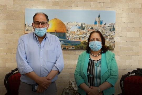 استئناف برنامج زراعة الكلى في فلسطين وإجراء 7 عمليات جديدة تكللت بالنجاح