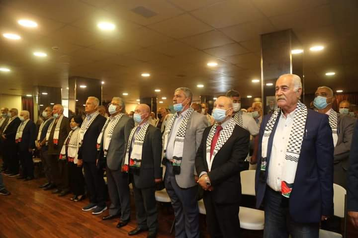 """انطلاق أعمال مؤتمر حركة """"فتح"""" إقليم لبنان"""