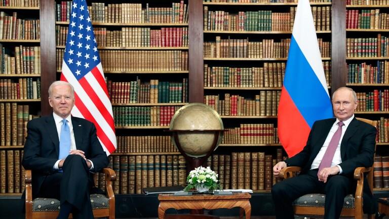 بوتين وبايدن: روسيا والولايات المتحدة بصدد إطلاق حوار ثنائي شامل حول الاستقرار الاستراتيجي