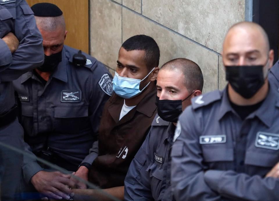 تمديد اعتقال الأسير مناضل انفيعات 10 أيام واعتقال شابين في محيط محكمة الناصرة