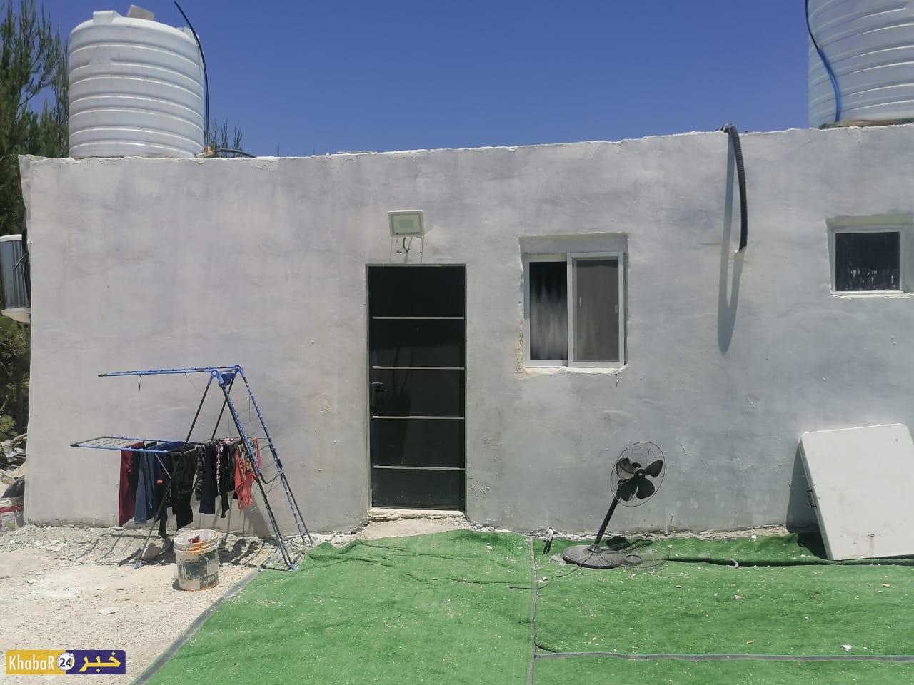الاحتلال يخطر بهدم 4 منازل في الولجة غرب بيت لحم