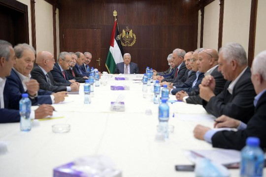 الرئيس يترأس اجتماع اللجنة التنفيذية ويؤكد على ضرورة مواجهة الحقيقة مع سلطة الاحتلال وتنفيذ قرارات الشرعية الدولية