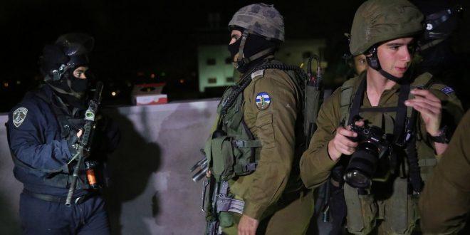 الاحتلال يعتقل اسيرا محررا من الدهيشة جنوب بيت لحم