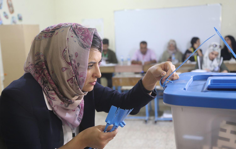 انطلاق الانتخابات البرلمانية العراقية وسط إجراءات أمنية مشددة