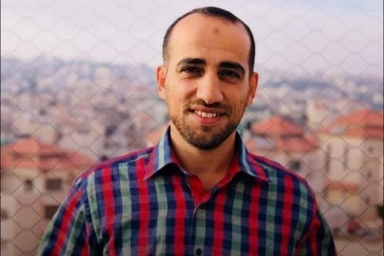 """""""عليا"""" الاحتلال تقرر عدم تجميد الاعتقال الإداريّ للأسير علاء الأعرج المضرب منذ 73 يومًا"""
