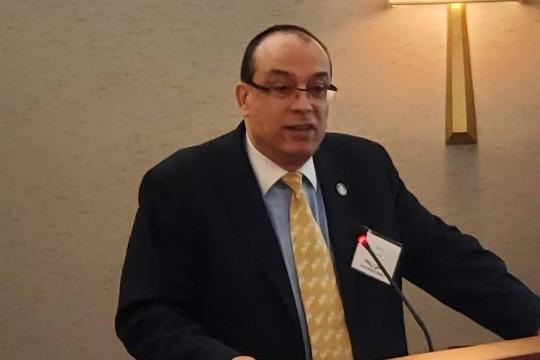 للمرة الثانية ..انتخاب البروفيسور جون ضبيط ممثلا لفلسطين في مؤسسة التاخي العالمية بواشنطن