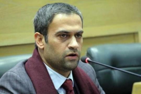 اعتقال النائب الاردني السابق أسامة العجارمة