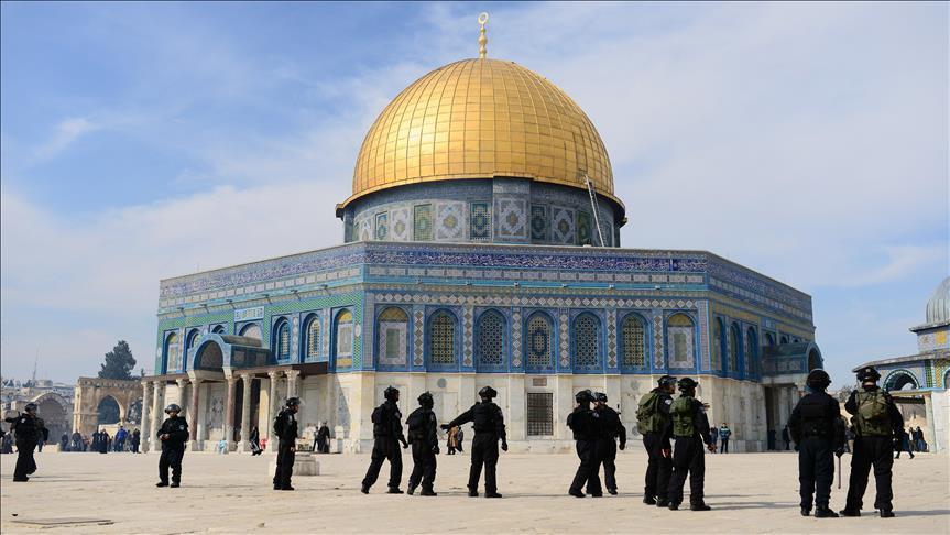 الأردن يطالب إسرائيل بوقف فوري لانتهاكاتها للمسجد الأقصى